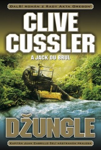 Džungle - Clive Cussler; Jack Du Brul