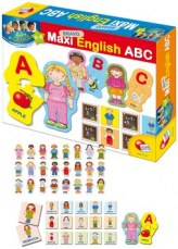 Baby genius bravo maxi abeceda english