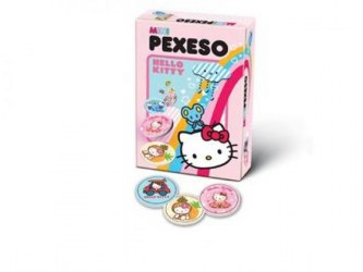 Pexeso Mini - Hello Kitty