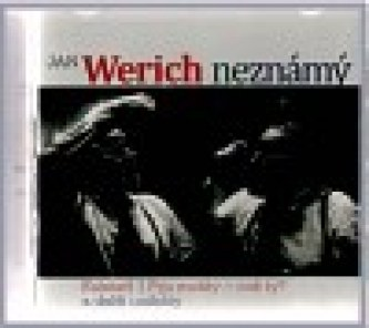 CD-Jan Werich (ne)známý - Jan Werich