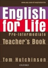 English for life Pre-intermediate Teacher's Book + MultiROM