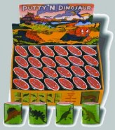Sliz dinosaurus, display 1 ks