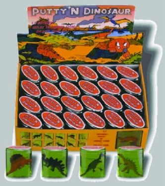 Sliz dinosaurus, display 24 ks