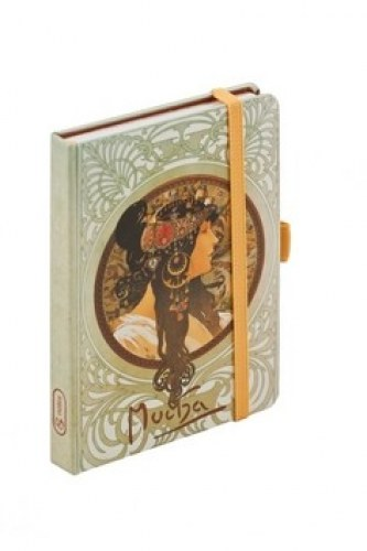 Alfons Mucha Tetes Byzantines journal notes