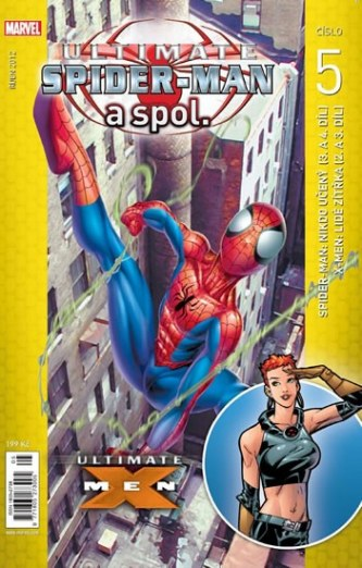 Ultimate Spider-Man a spol. 5 - Bendis Brian Michael