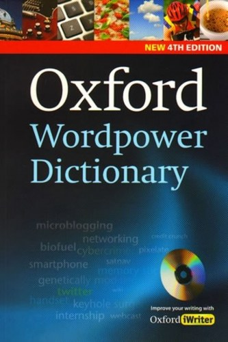 OX WORDPOWER DICT 4E + CD-ROM PACK