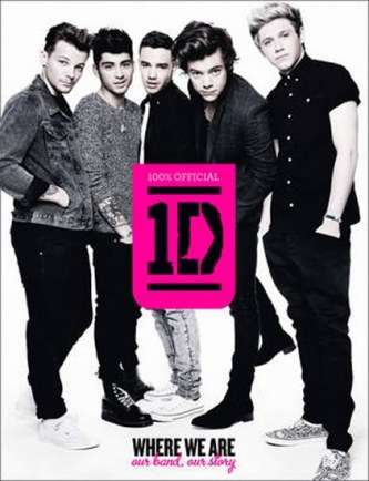 One Direction - Where We are (100% Official): Our Band, Our Story (anglicky)