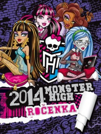 Monster High Ročenka 2014