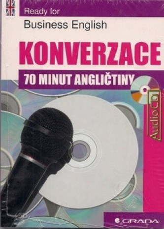 Ready for Business English Konverzace + CD