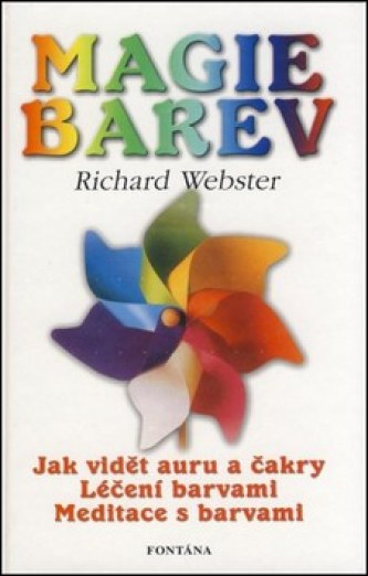 Magie barev - Richard Webster