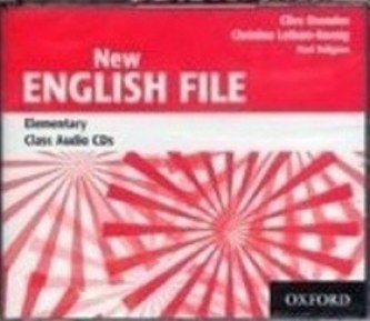 New English File Elementary Class Audio CDs - Kolektiv autorů