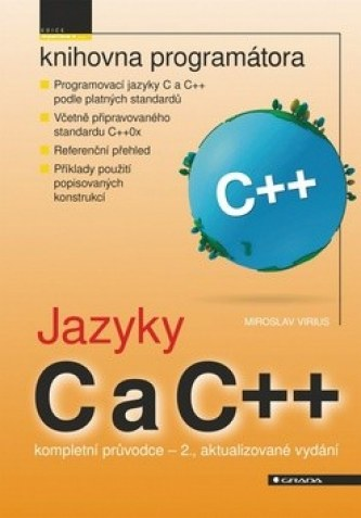 Jazyky C a C++ podle normy ...