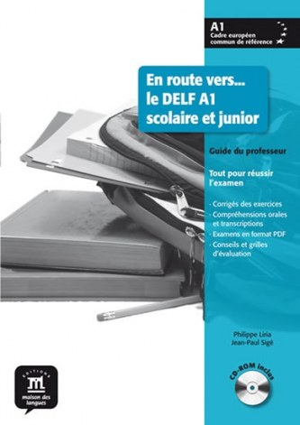 En route vers...le A1 – Sc. et Jun. - G. péd. + CD