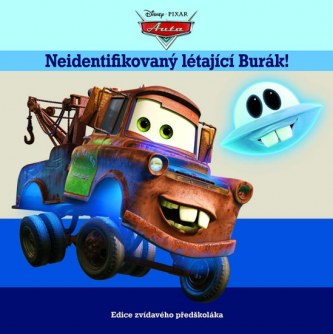 Auta. Kindergarten… Cars Unidentified Flying Mater