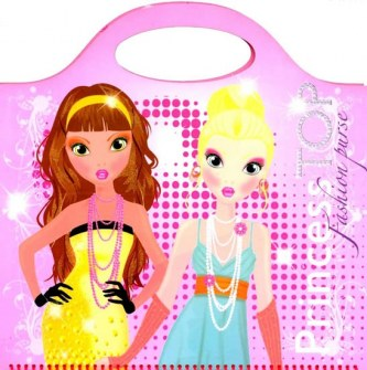 Princess TOP Fashion purse 2 (růžová)