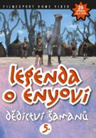 Legenda o Enyovi 5  - DVD