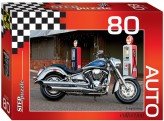 Puzzle 80 Auto Collection - Motorcycle