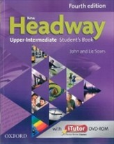 New Headway Fourth Edition Upper Intermediate Student´s Book with iTutor DVD-ROM