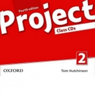 Project Fourth Edition 2 Class Audio CDs
