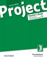 Project Fourth Edition 3 Teacher´s Book with Teacher´s Resources Multirom