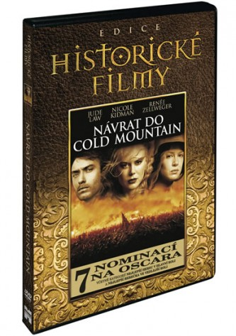 Návrat do Cold Mountain DVD