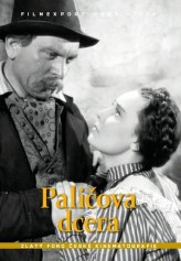 Paličova dcera - DVD box
