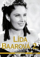 Lída Baarová 2. - Zlatá kolekce - 4DVD