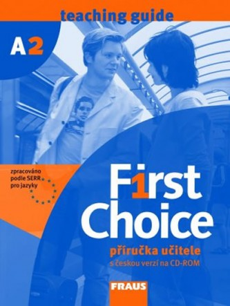 First Choice A2 - Kolektiv autorů