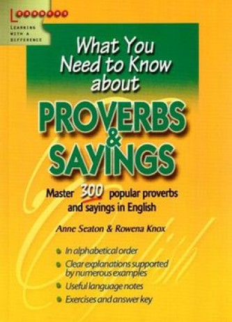 Proverbs & Sayings