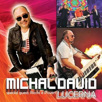 Michal David - Lucerna - CD