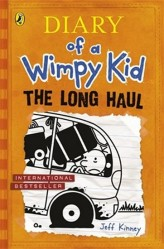 Diary of Wimpy Kid 9 - The Long Haul