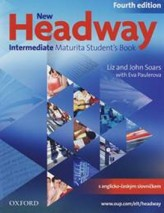 New Headway Intermediate Maturita Student´s Book Fourth Edition + iTutor DVD-rom