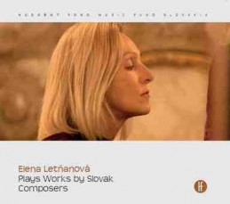 Plays Works by Slovak Composers