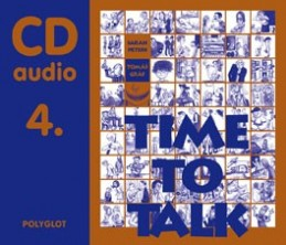 Time to Talk 4. - CD audio