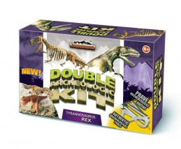 Hra Archeologic DOUBLE KIT - T-Rex
