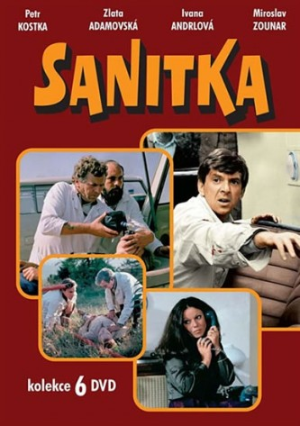 Sanitka - kolekce 6DVD