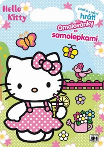Hello Kitty 2 Kreativní blok