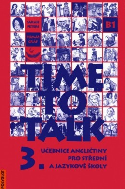 Time to Talk 3. /B1/ - Tomáš Gráf