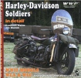 Harley-Davidson Soldiers in detail