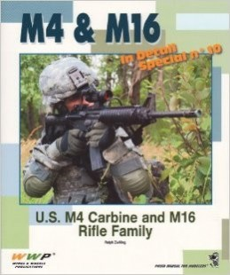 M4 & M16 In Detail