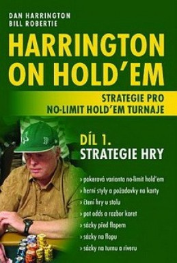Harrington on Holdem Vol. 1.
