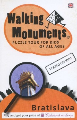 Walking Monuments - anglicky