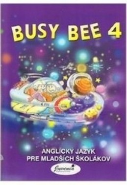 Busy Bee 4 Učebnica