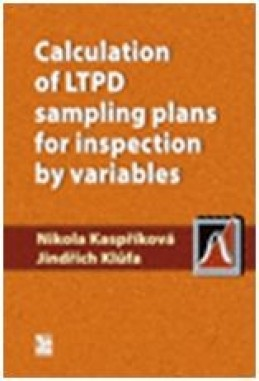 Calculation of LTPD sampling plans for inspection by variables
