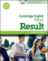Cambridge English First Result Teacher´s Book with DVD