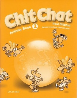 Chit Chat - Activity Book 2
