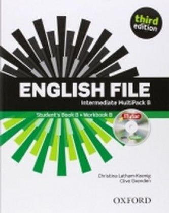English File Intermediate Multipack B 3.e.