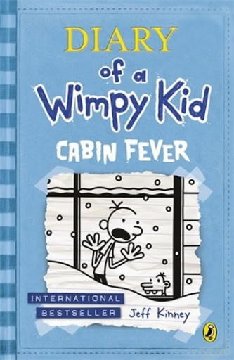 Diary of a Wimpy Kid 6 - Cabin Fever