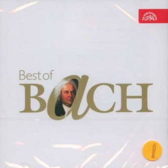 Bach : Best of Bach - CD