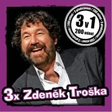 3x Zdeněk Troška (MP3-CD) komplet